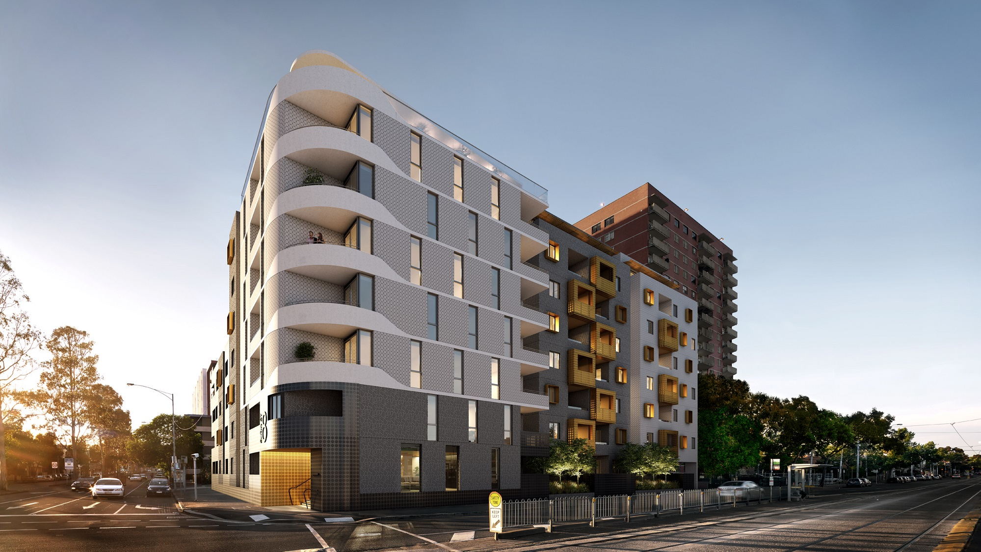 Design Amp Architecture Encompass Carlton Vic Frasers