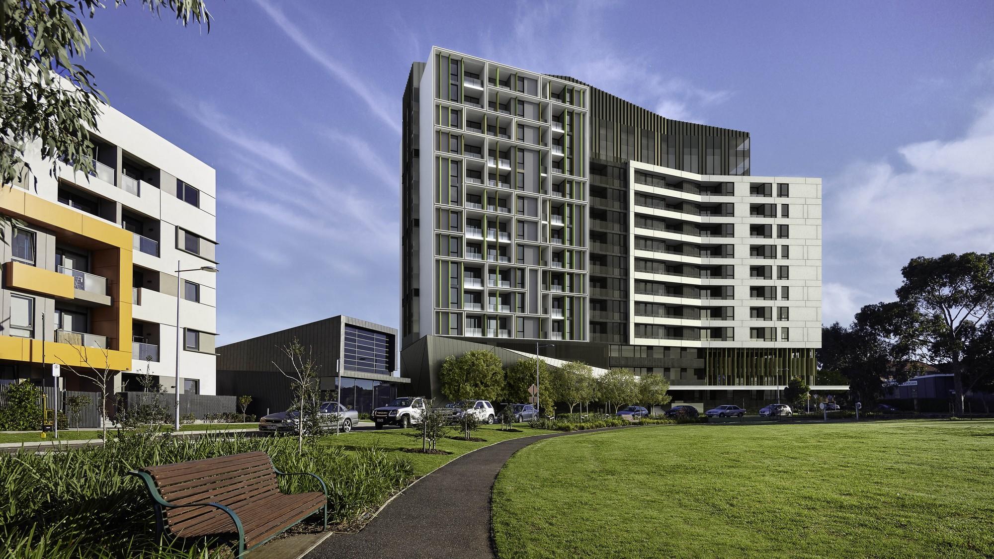 Parkside Parkville Apartments, Melbourne | Citta & Frasers ...