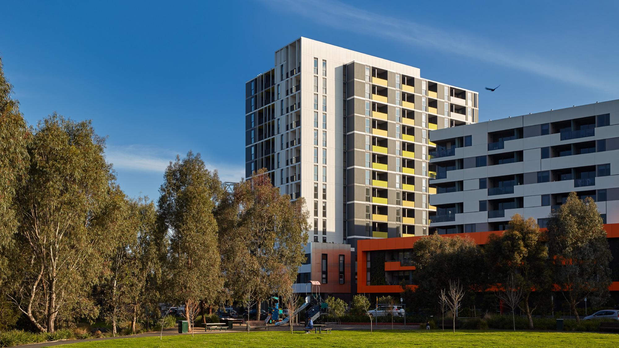 Parkside Parkville Apartments | Melbourne | Citta ...