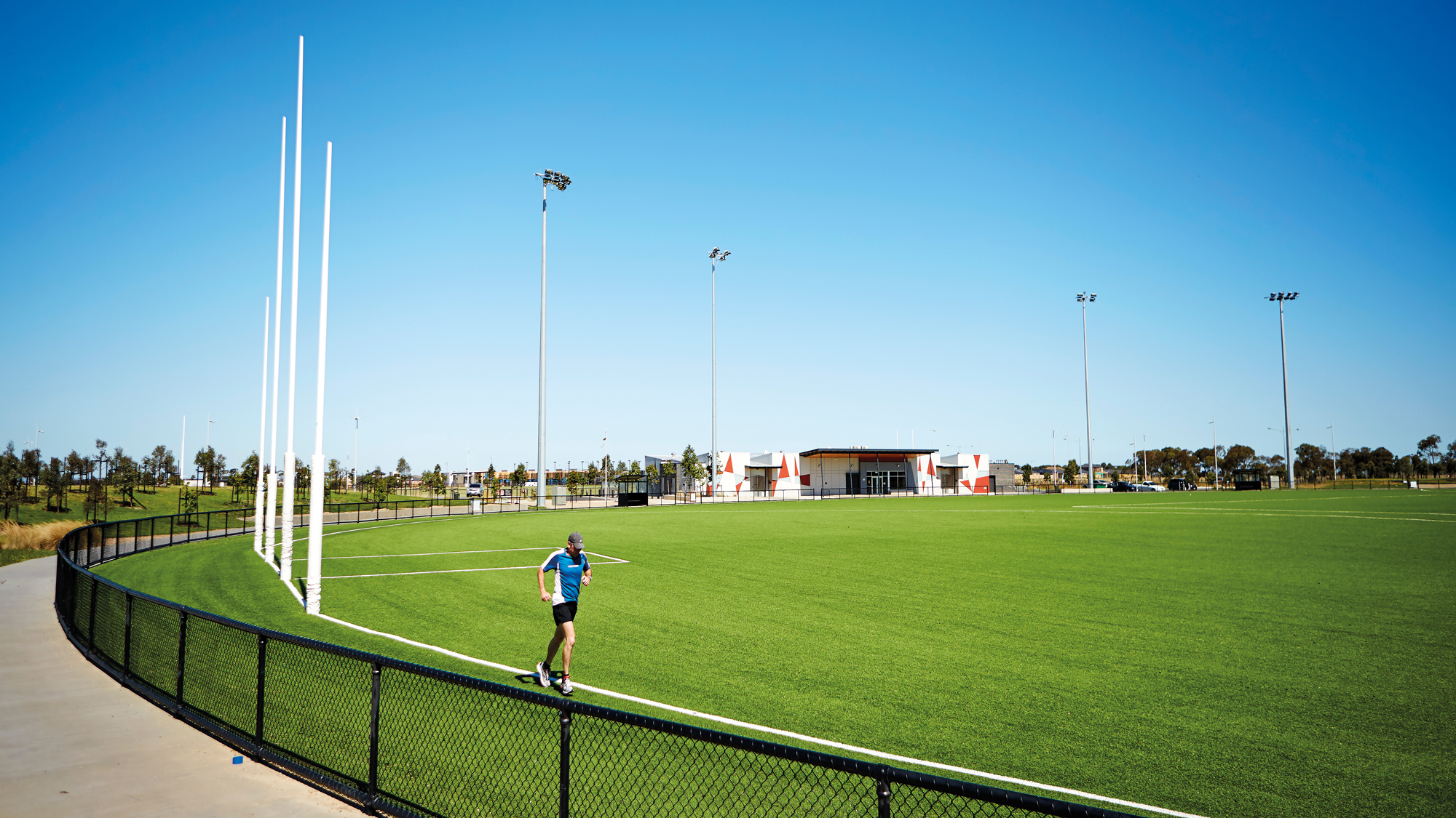 Life, Point Cook - Sports Reserve