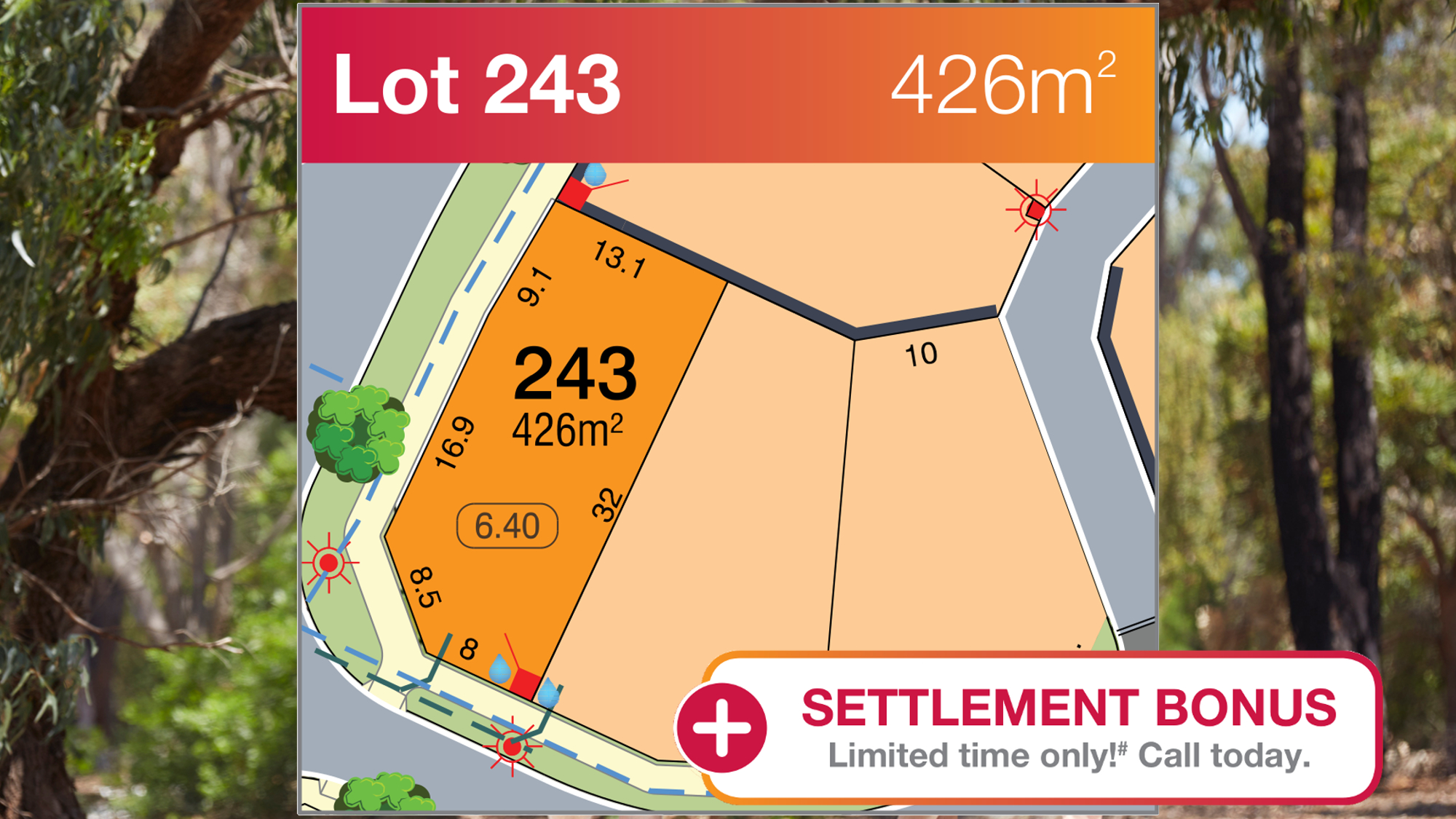 Lot 243 - Baldivis Parks Developer Special