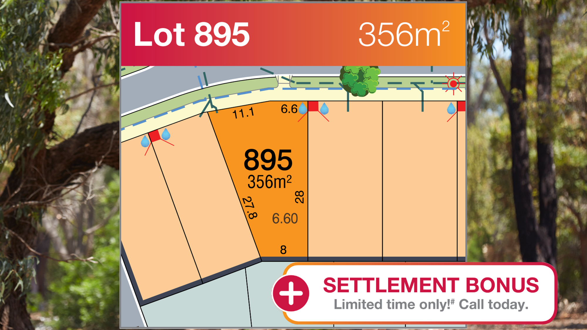 Lot 895 - Baldivis Parks Developer Special