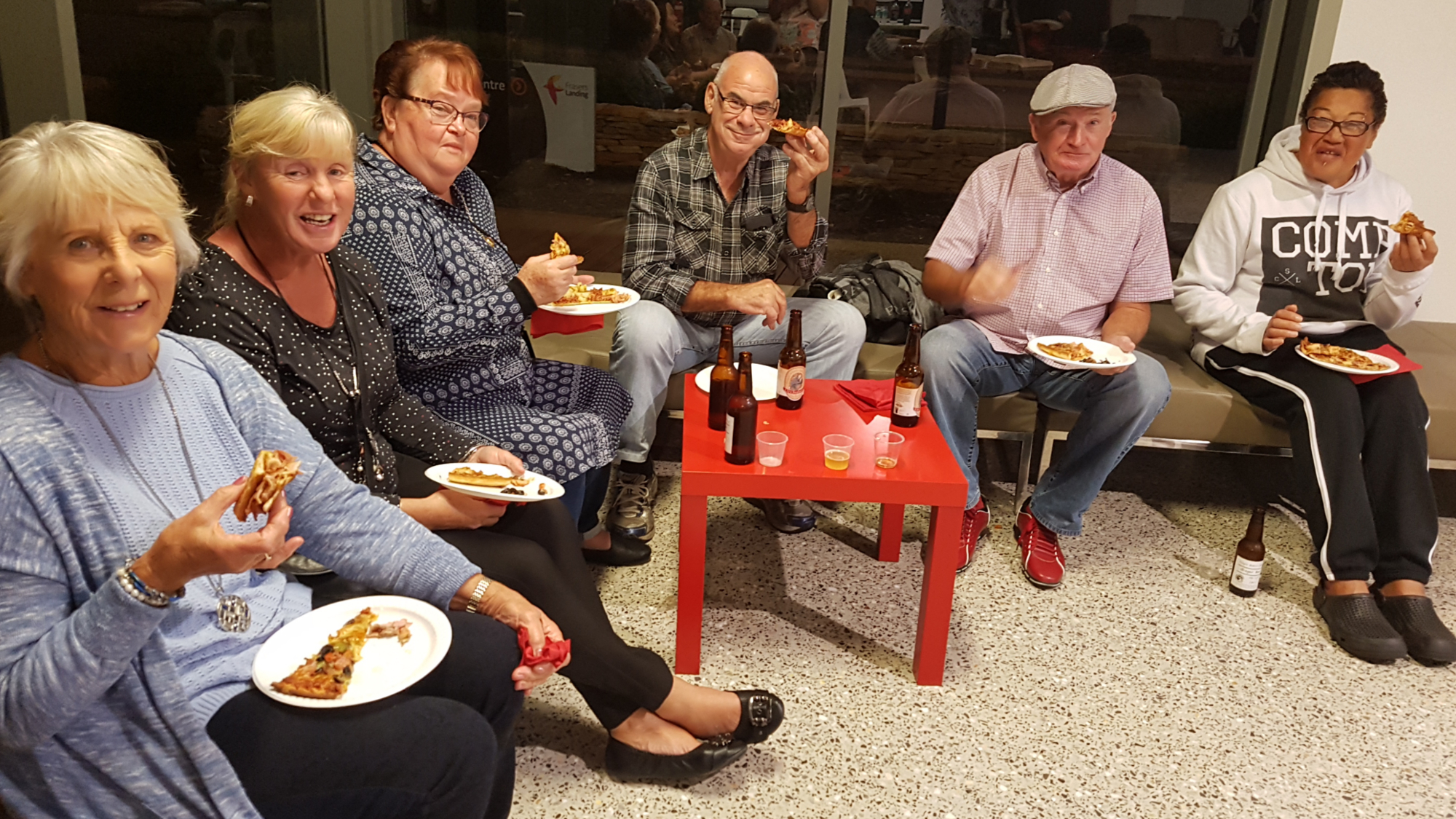 Frasers Landing Residents Craft Beer Tasting and Pizza Night