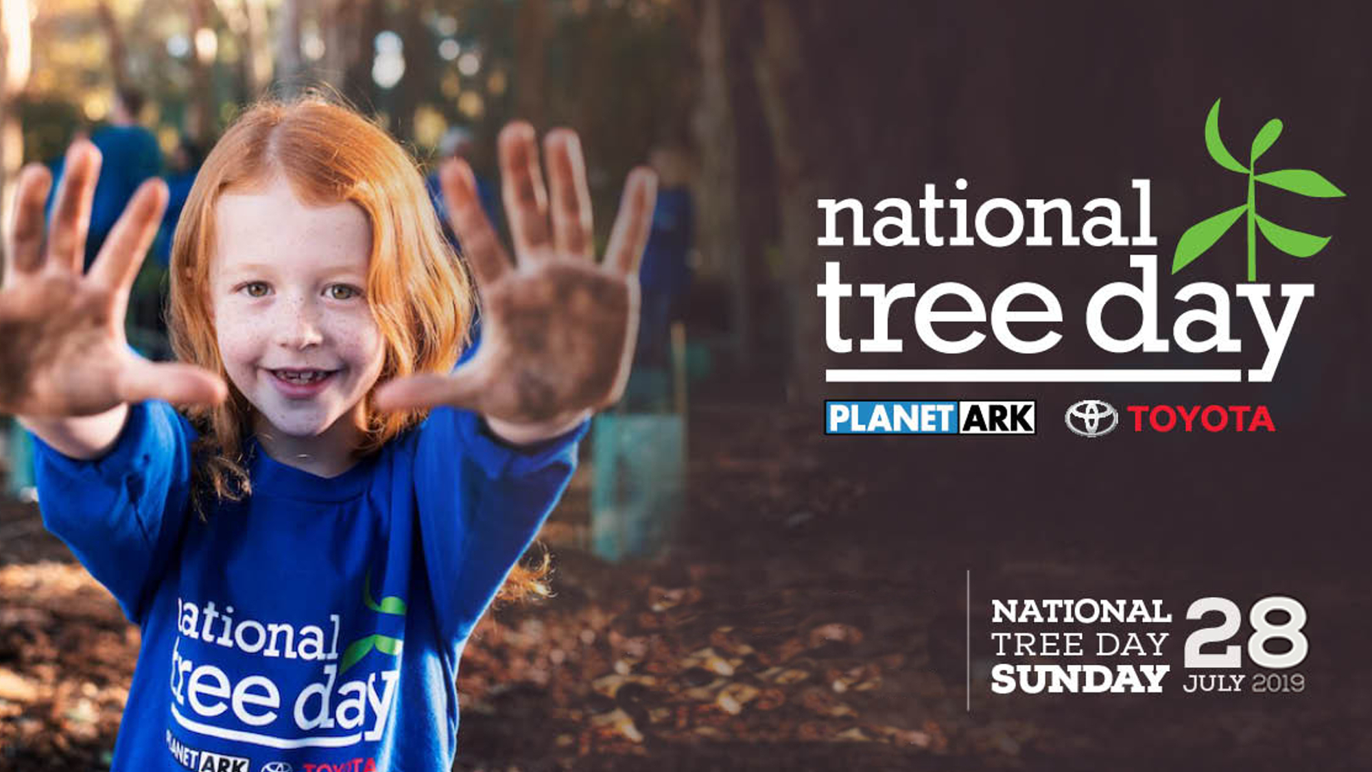 National Tree Day 2019 at Frasers Landing