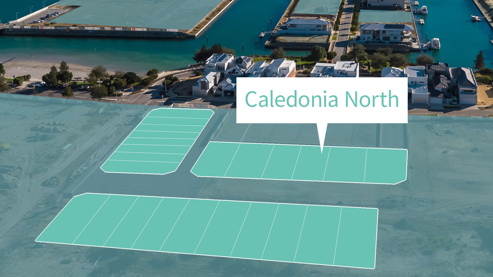 Caledonia North release at Port Coogee