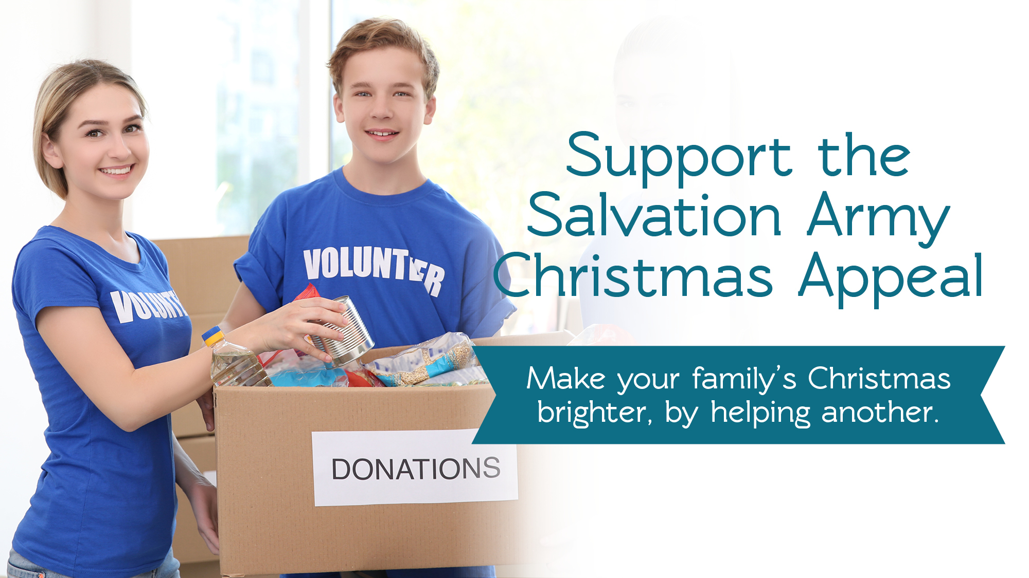 Salvation Army Christmas Appeal
