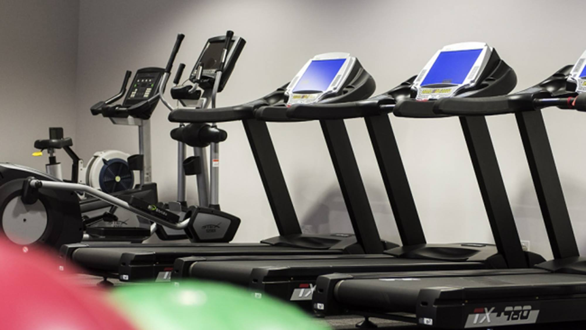 QIII gym treadmill