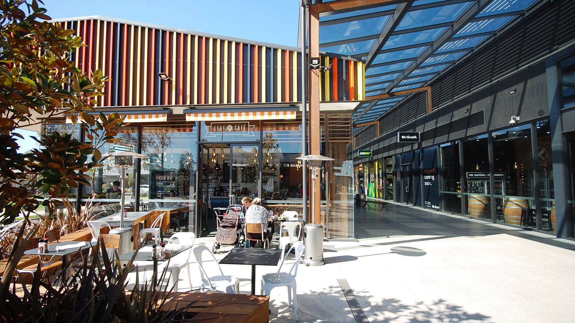 The Ponds NSW Retail Property by Frasers