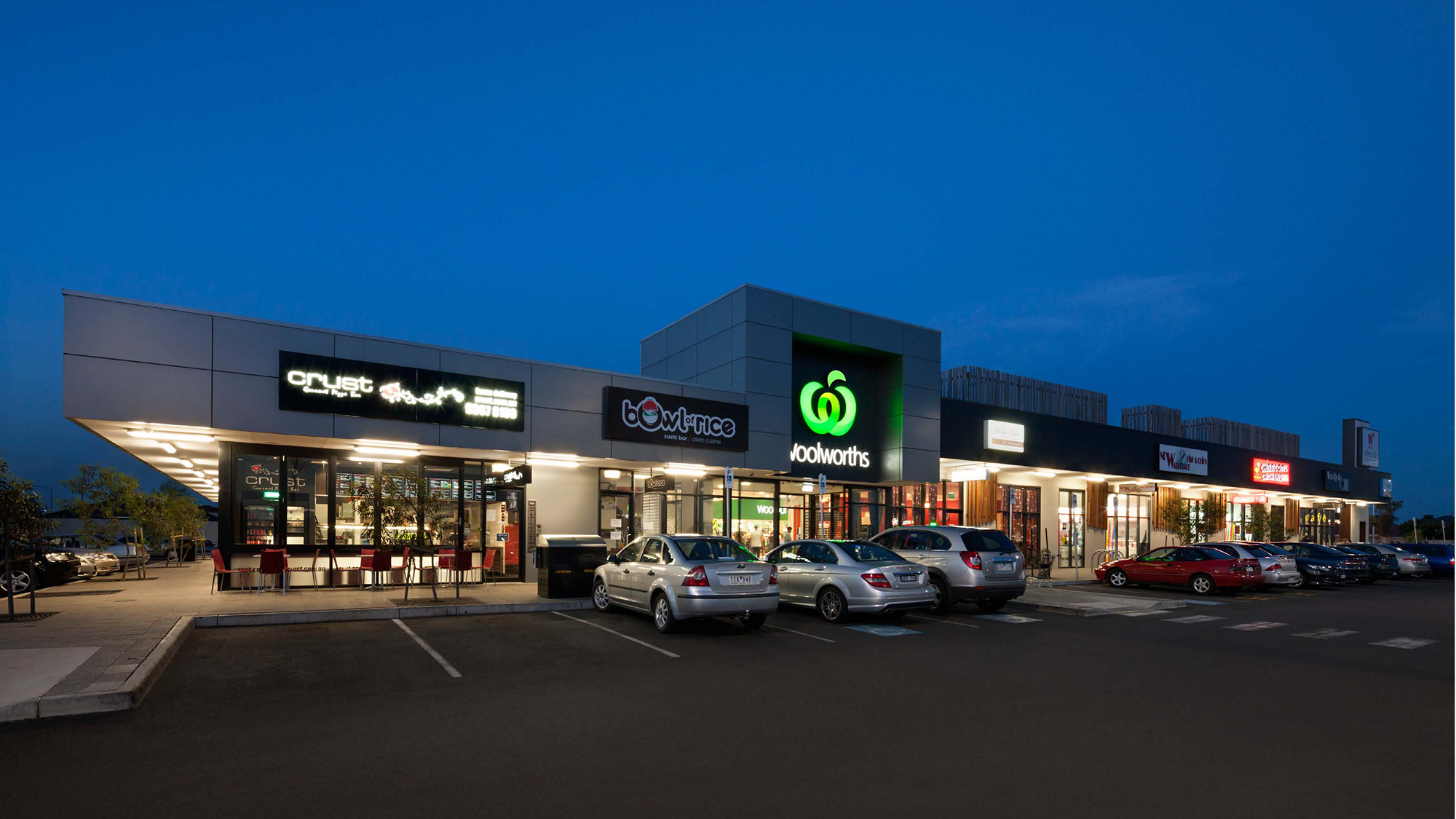 Watervale VIC Retail Property by Frasers