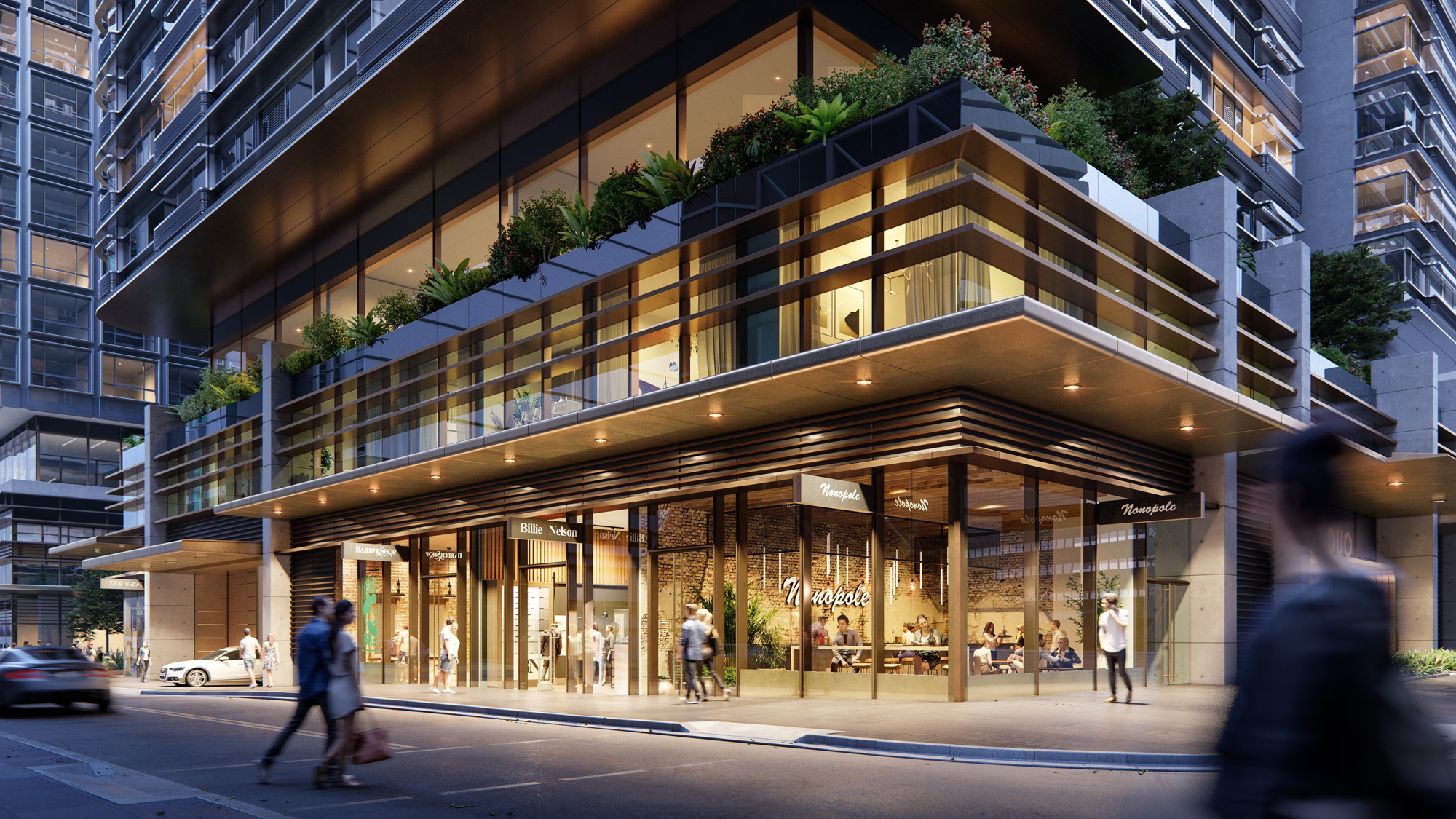 Our Difference, Retail | Frasers Property Australia