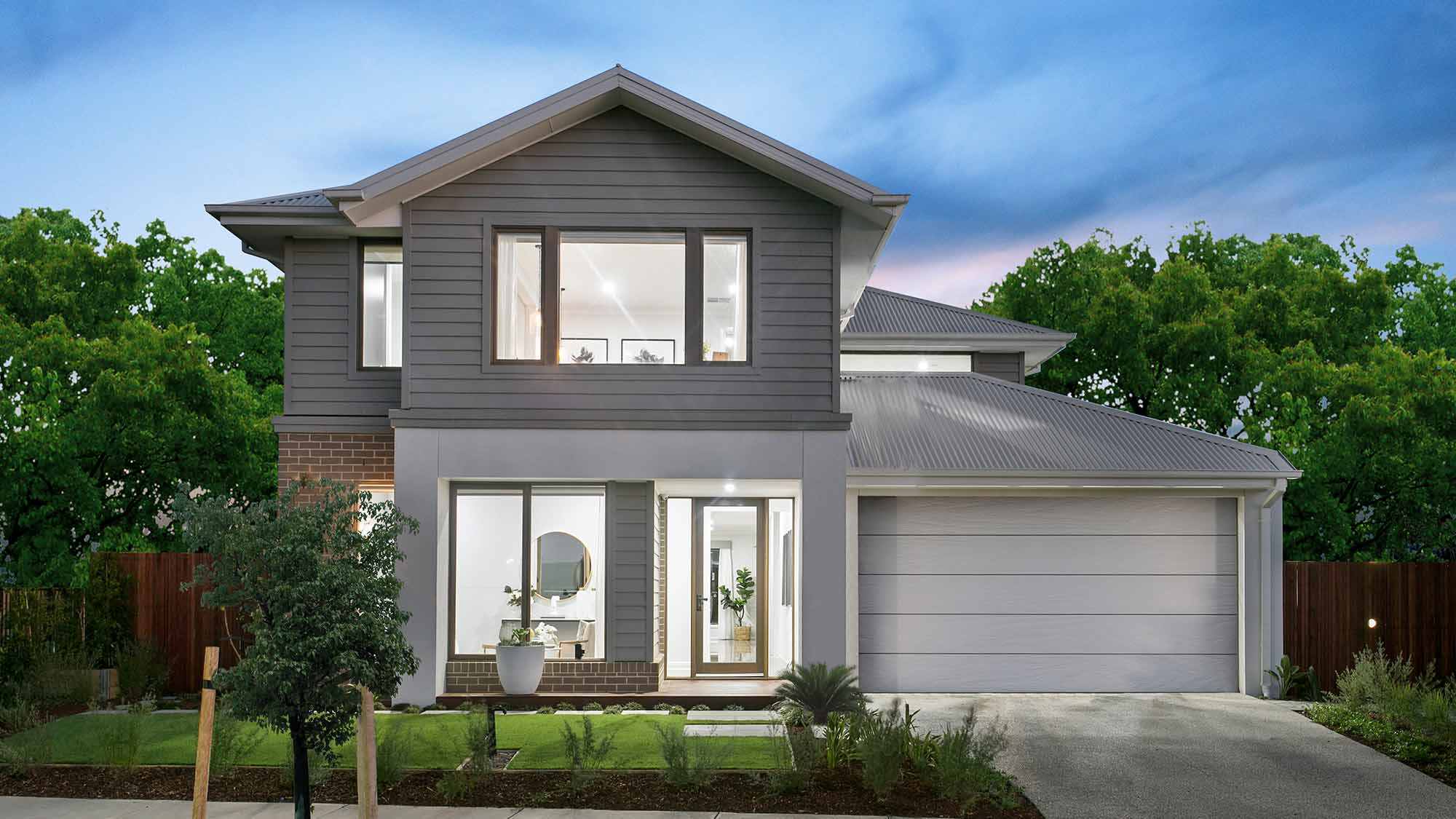 Houzify Home Design Ideas: Display Homes At Life, Point Cook